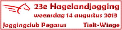 Hageland Jogging2013
