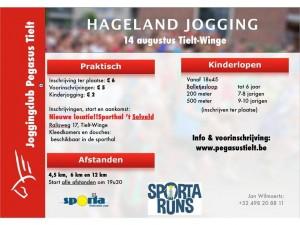 Hageland Jogging