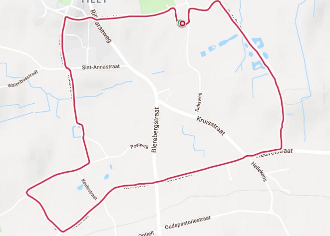 parcours 4km